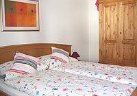 Ferienwohnung Hopferau - Schlafzimmer